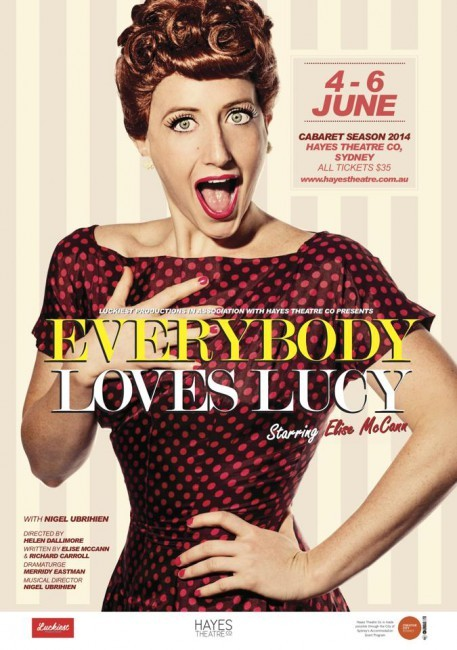 EVERYBODY LOVES LUCY 2014