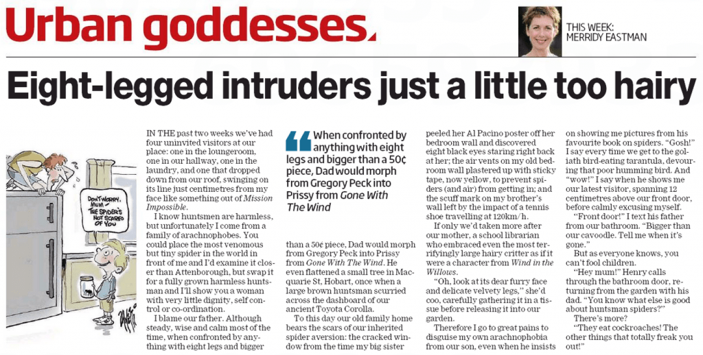 Wentworth Courier, December 3rd, 2014